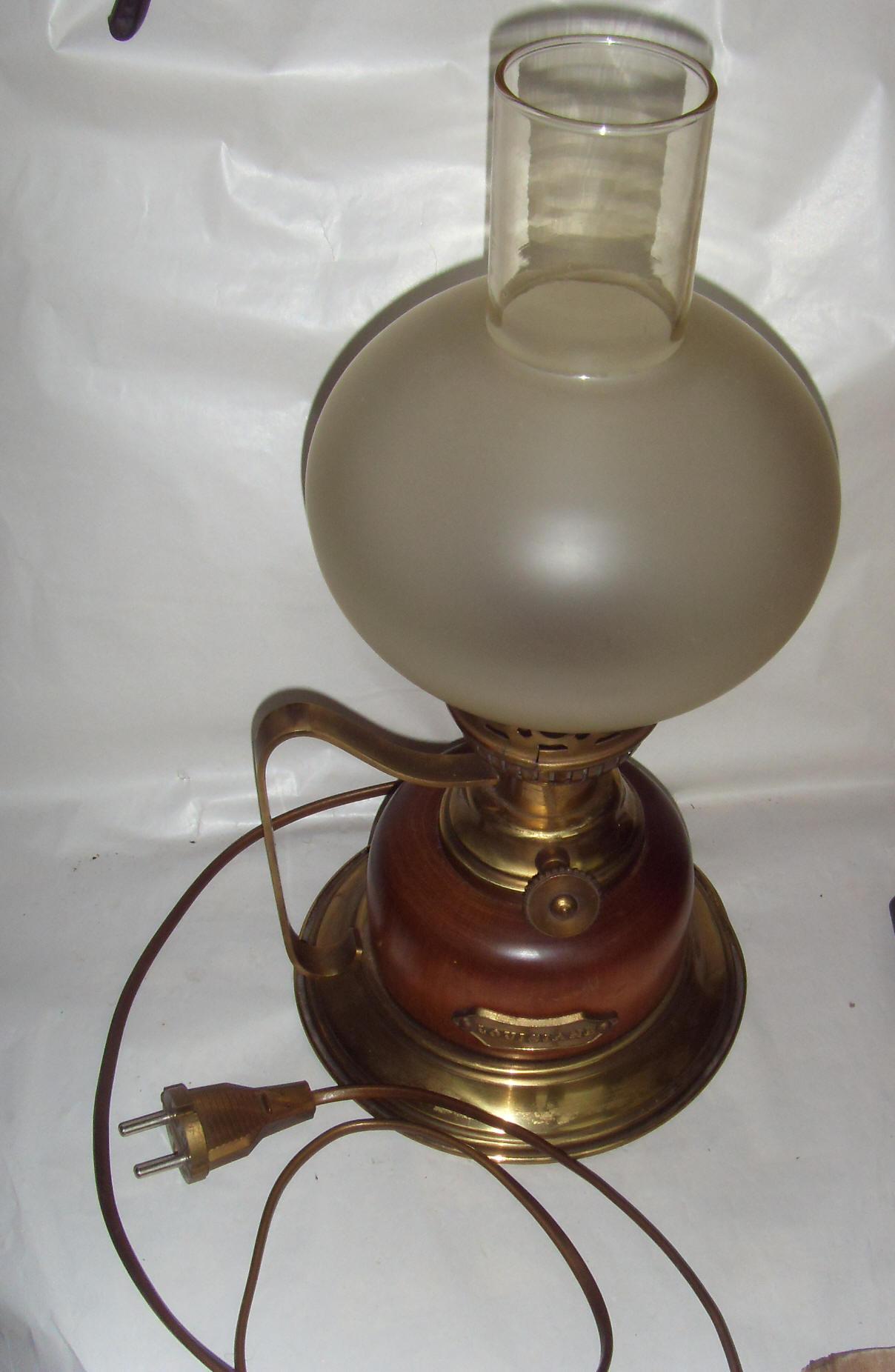 Lampe louisiane